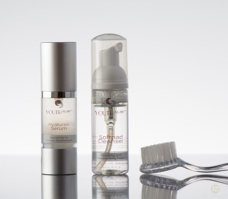 Cosmetic product beauty photography tabletop