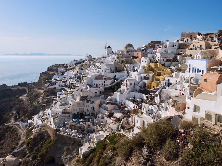 Oia, Santorini - by René Sputh