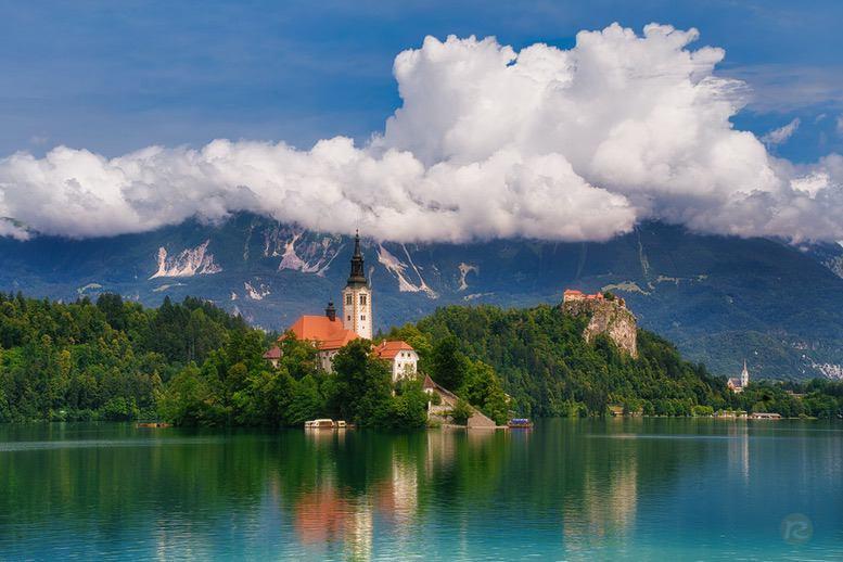 Lake Bled, Slovenia - by René Sputh