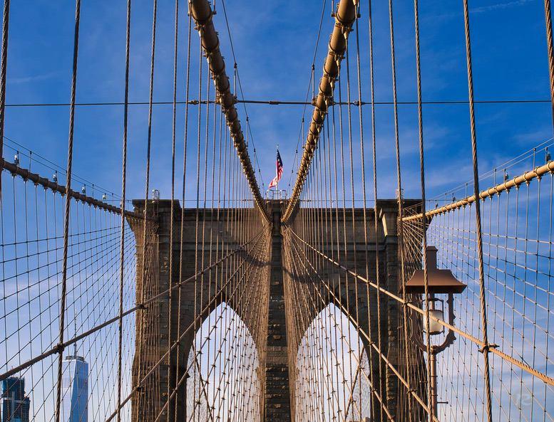 Brooklyn Bridge in NYC – by René Sputh