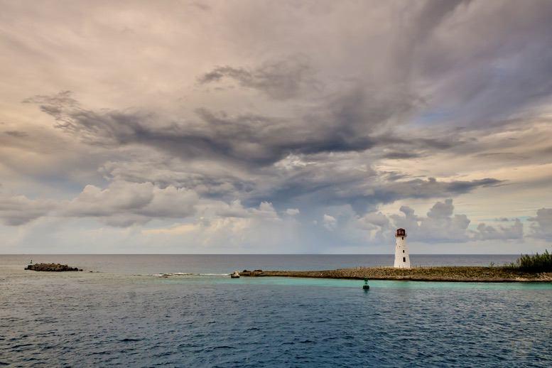 Light house in Nassau, Bahamas – by René Sputh